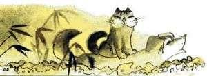 Почему кошки боятся собак